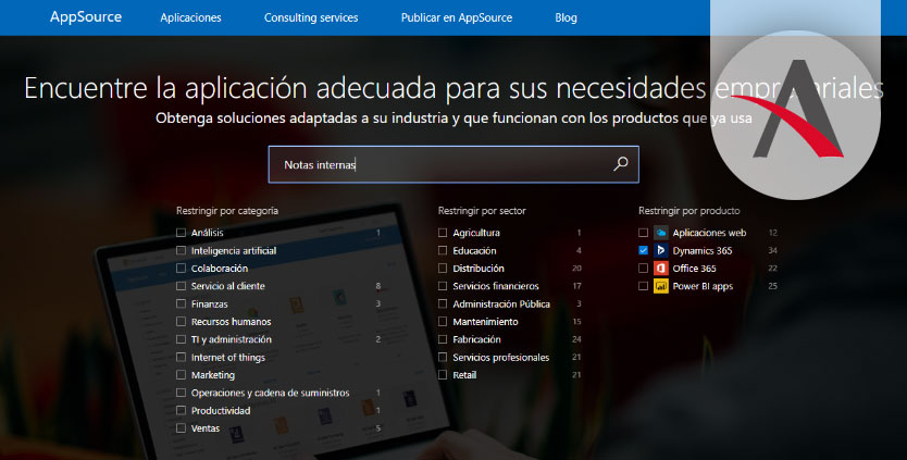 ¿Cuáles son las extensiones de Dynamics 365 Business Central?