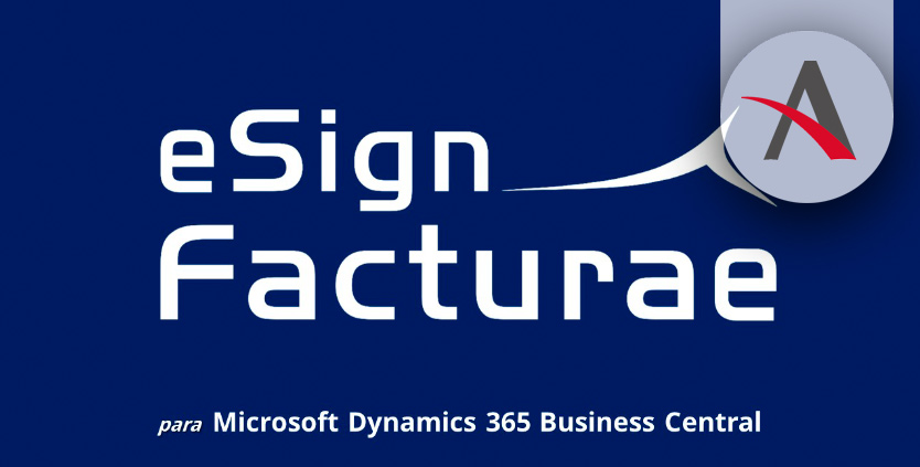 Factura electrónica para Dynamics 365 Business Central