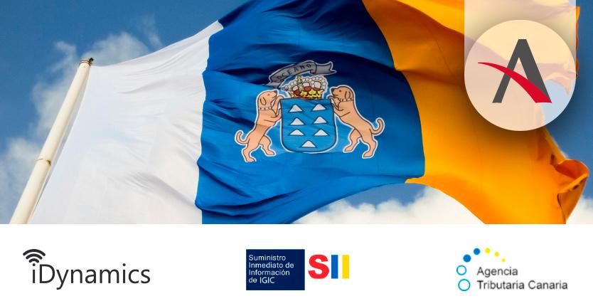 El 1 de enero de 2019 entra en vigor el SII en Canarias