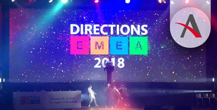 Directions EMEA 2018 · Principales novedades en Business Central