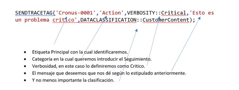 Cómo implementar herramienta de telemetría en Microsoft Dynamics