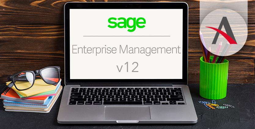 Sage Enterprise Management v21
