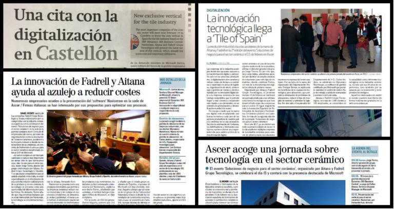 publicaciones prensa soluciones de negocio para el sector cerámico