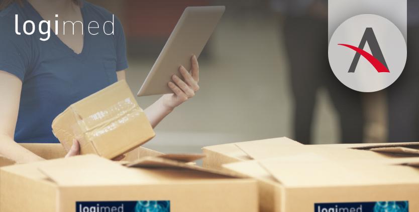 Logimed continúa su transformación digital automatizando su área de logística con Aitana