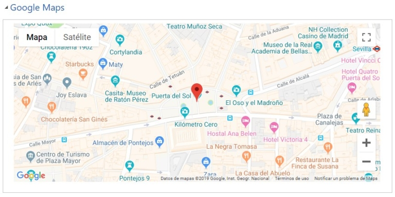 Cómo integrar Google Maps en un formulario de Dynamics 365 o Dynamics CRM
