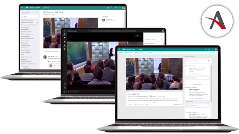 novedades en marzo para Office 365 y eventos en directo