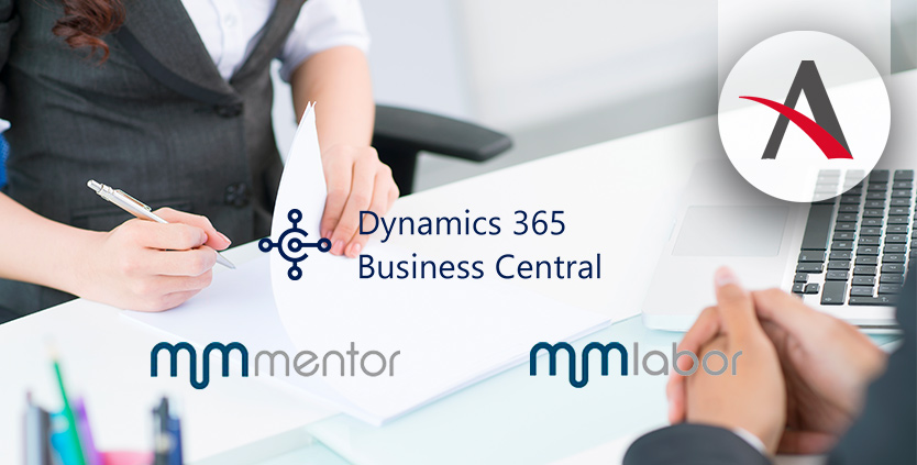 Aitana - Labor y Mentor para Dynamics 365 Business Central