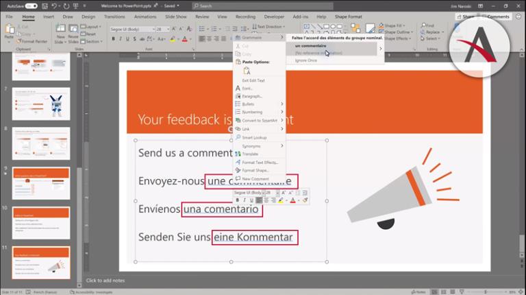Novedades en abril para Office 365