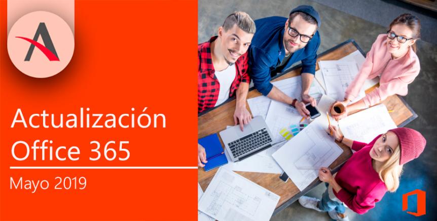 Office365-mayo2019-novedades
