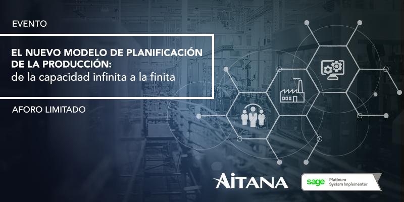 Modelo de planificación de la producción