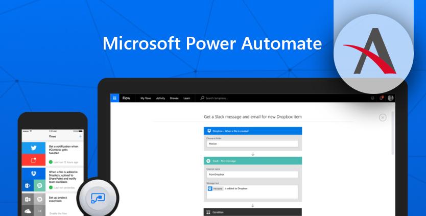 Microsoft Flow ahora es Microsoft Power Automate