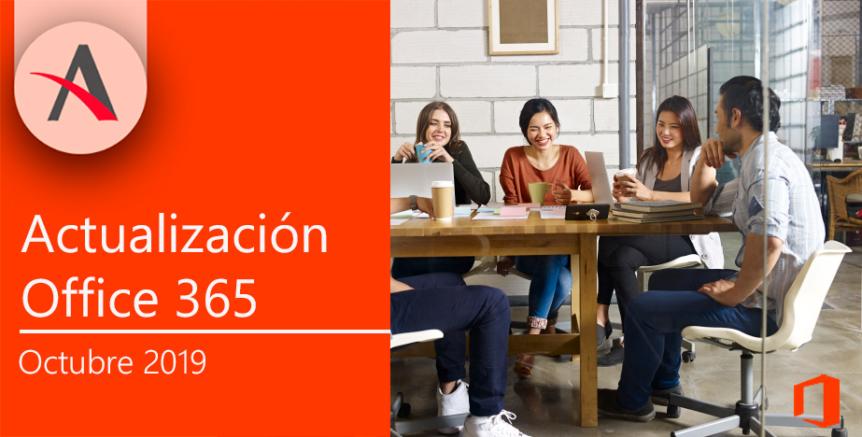 Microsoft lanza nuevas funcionalidades en las aplicaciones de Office 365