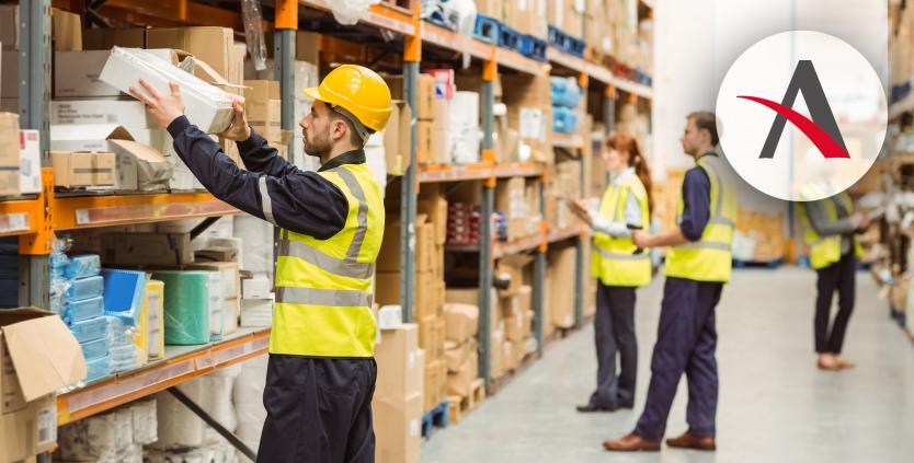 3 soluciones para la automatización de almacenes