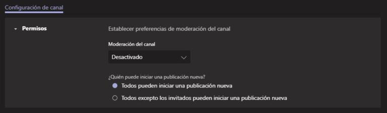 Tips Microsoft-Teams-Administracion de canales