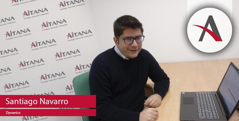 """Santiago Navarro: """"Siempre trato de aportar valor añadido a nuestros clientes"""""""
