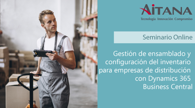 Gestión de ensamblado en Dynamics 365 Business Central