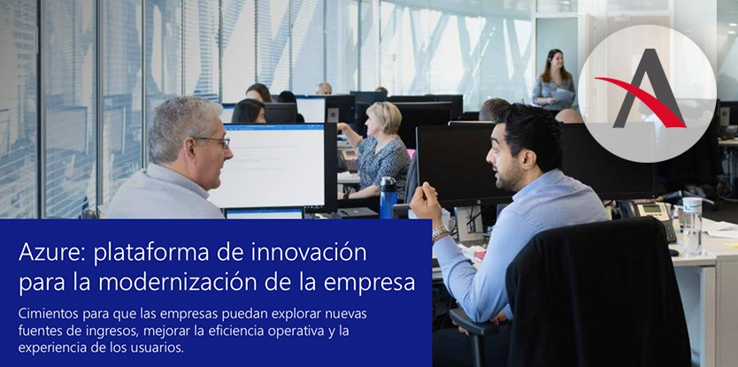 moderniza tu empresa con Azure