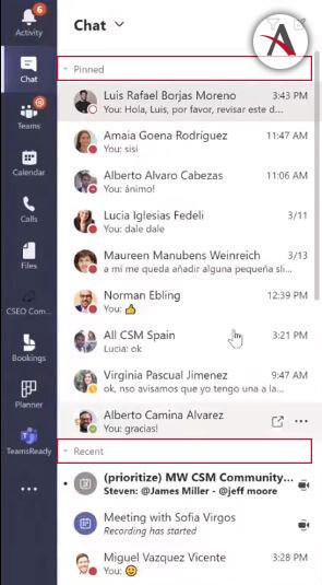 organización-conversaciones-individuales-chat-microsoft-teams