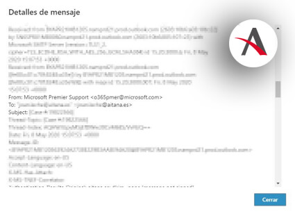 verificar un correo electrónico