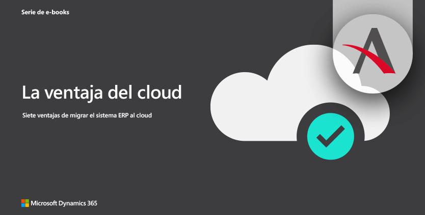 ventajas de migrar el sistema ERP al cloud