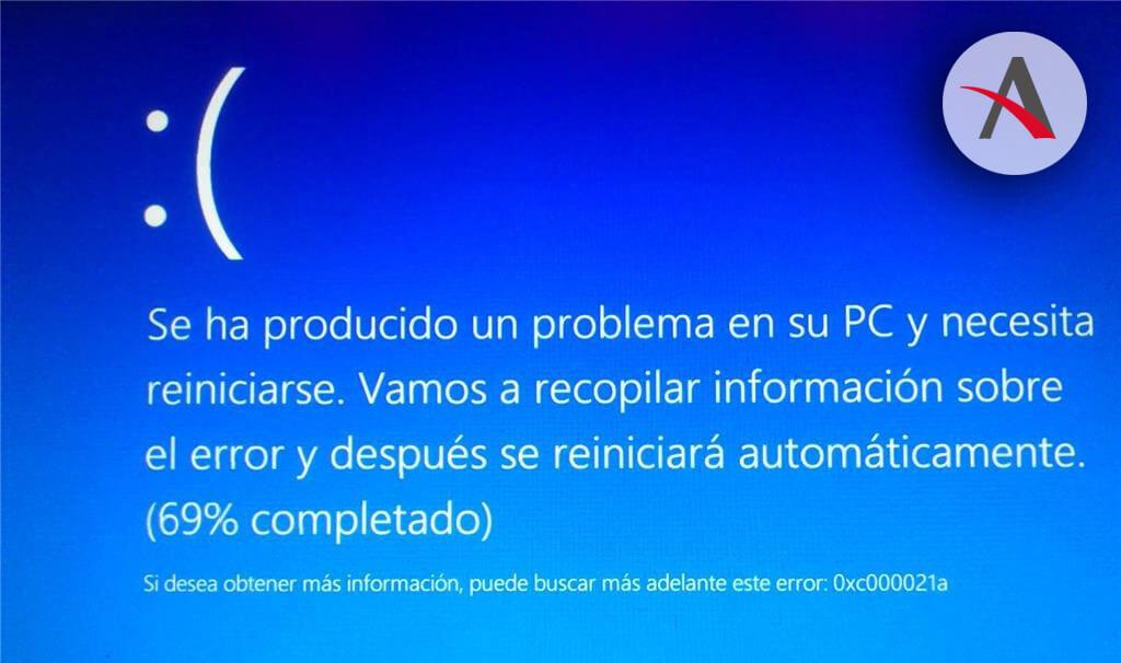 BSOD-arranque-ordenador-vida-util-SSD