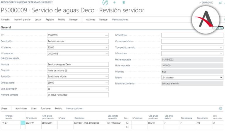 pedido-de-servicio-nuevo-business-central