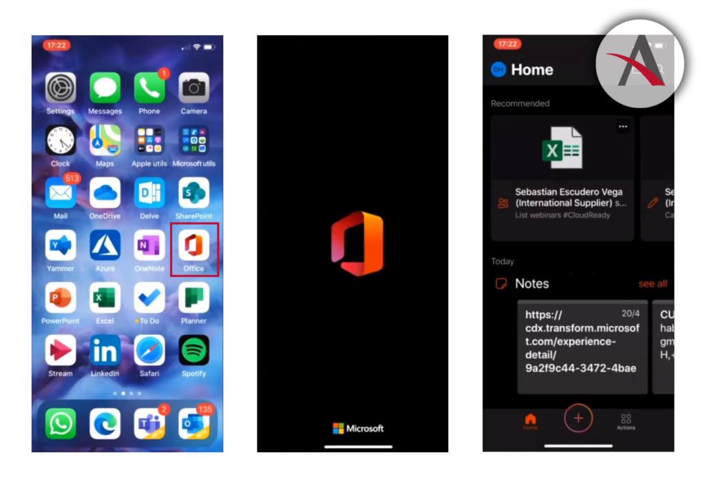 colaborar-remoto-teams-onedrive-desde-movil-aplicacion-office-365