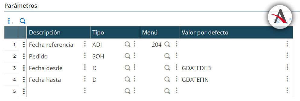 Parametros-Peticionario-Sage-X3