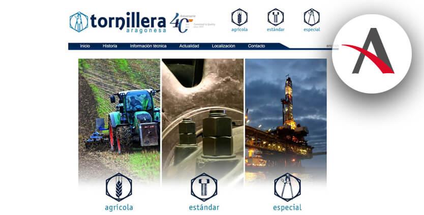 Tornillera Aragonesa da un salto tecnológico y se actualiza a Business Central en la nube