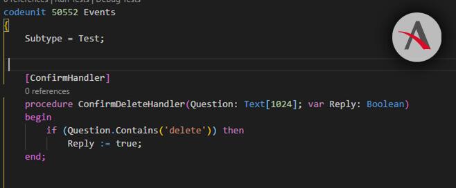 Visual-Studio-ConfirmHandler
