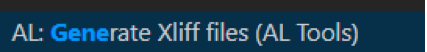 AL-Generate-Xliff-files